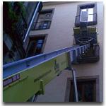plataformas elevadoras para mudanzas barcelona