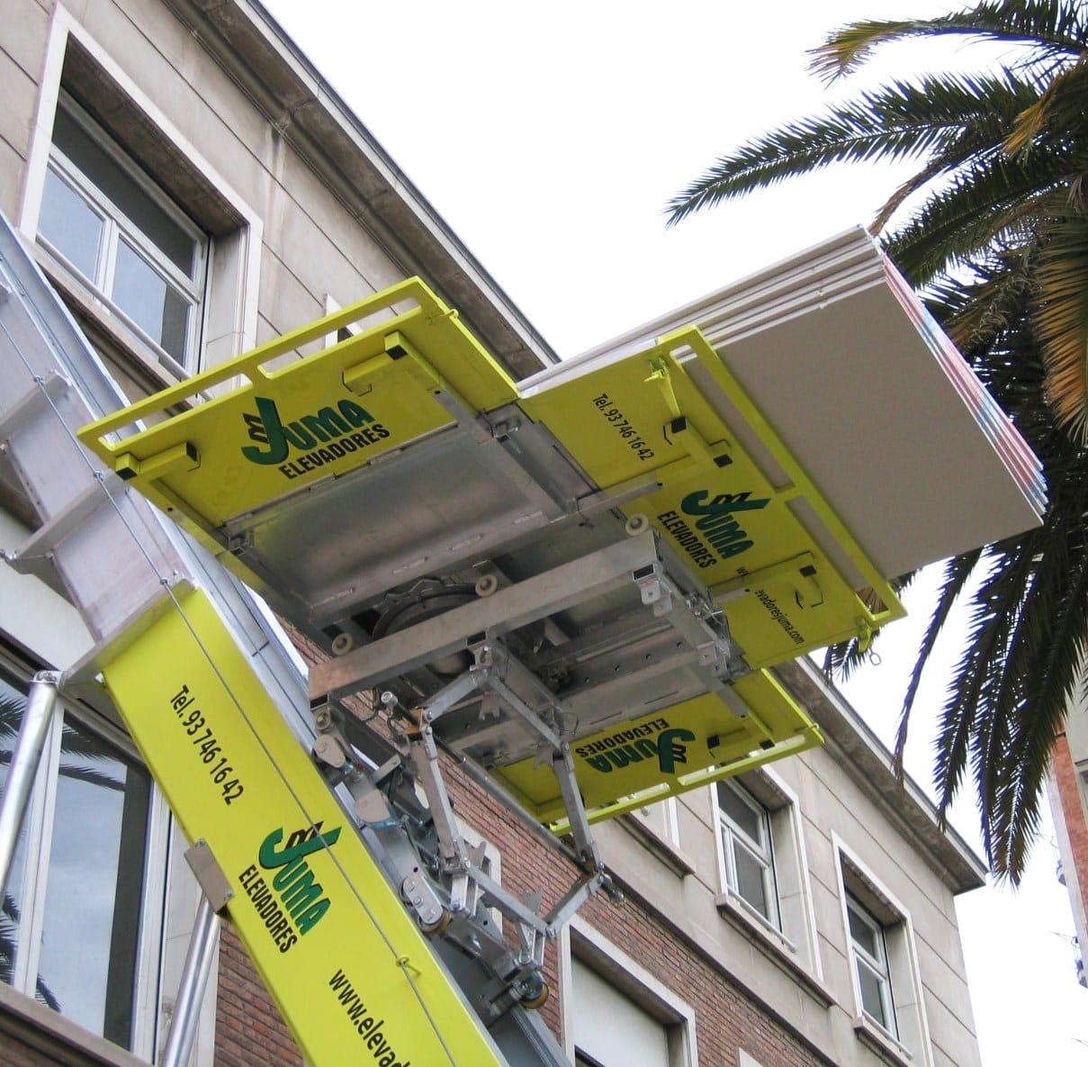 Elevadores Barcelona Alquiler Elevador Barcelona Plataforma Elevadora Barcelona